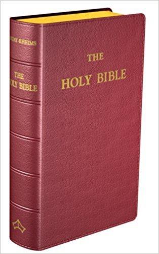 Douay-Rheims Bibles
